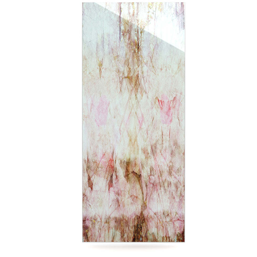 "Suzanne Carter ""Florian"" Pink Luxe Rectangle Panel - KESS InHouse  - 1"