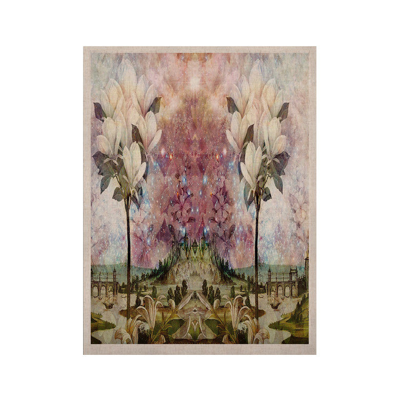"Suzanne Carter ""The Magnolia Trees"" KESS Naturals Canvas (Frame not Included) - KESS InHouse  - 1"