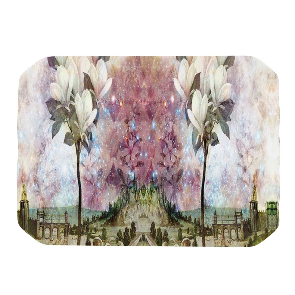 "Suzanne Carter ""The Magnolia Trees"" Place Mat - KESS InHouse"
