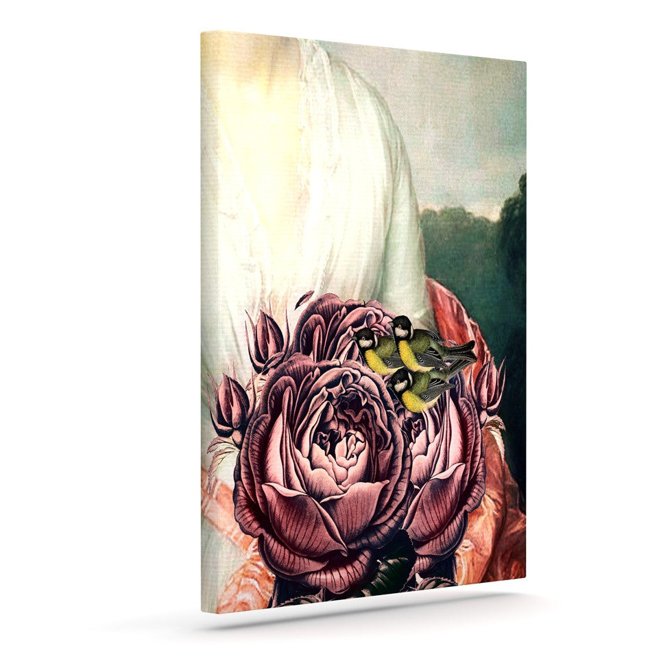 "Suzanne Carter ""The Bouquet"" Canvas Art - KESS InHouse  - 1"