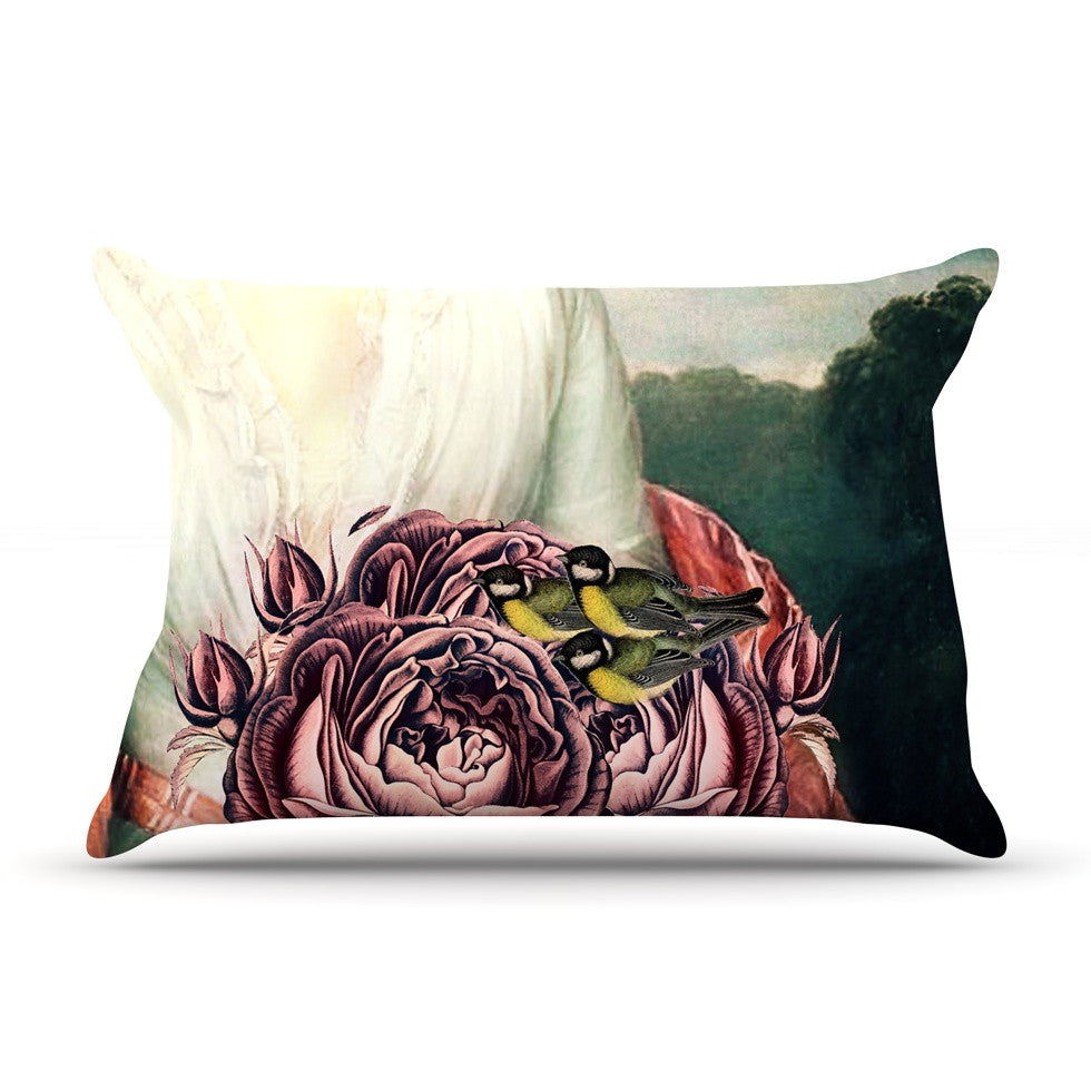 "Suzanne Carter ""The Bouquet"" Pillow Sham - KESS InHouse"