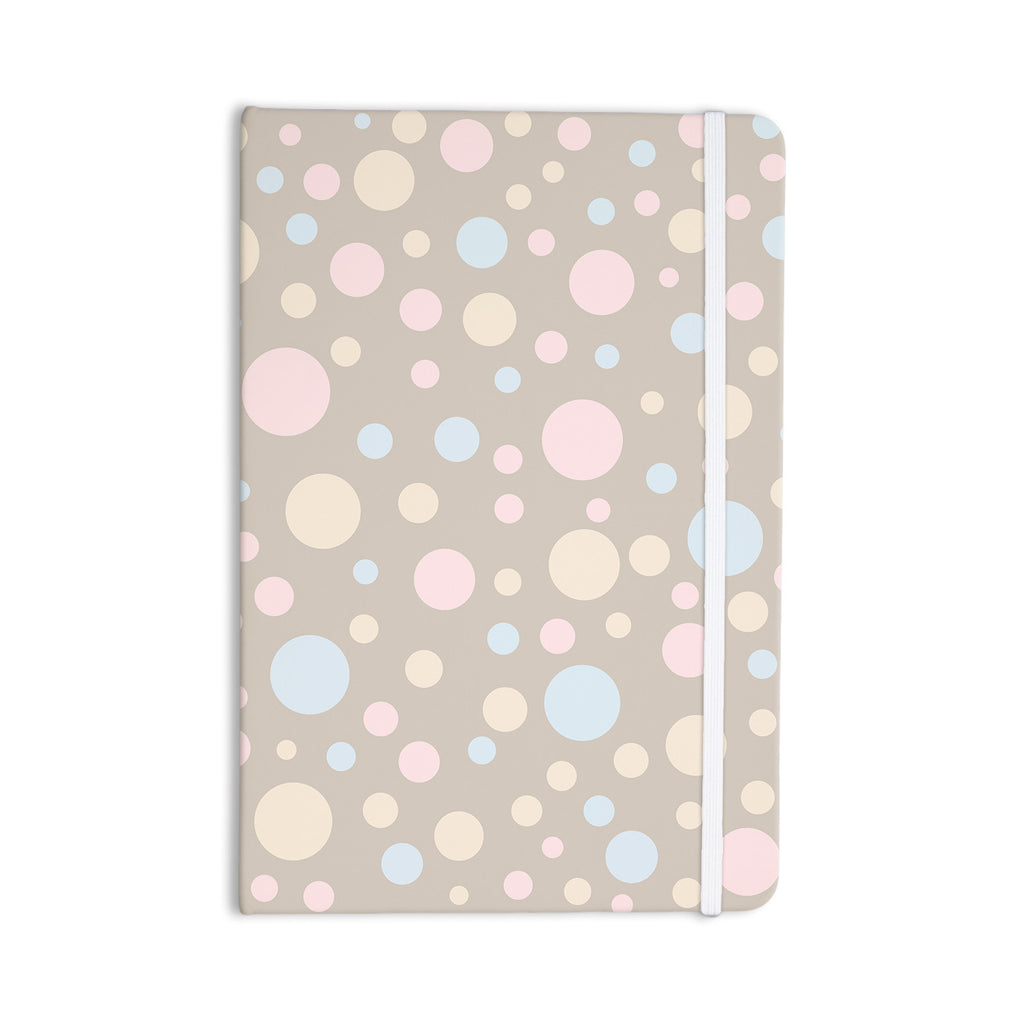"Suzanne Carter ""Lotty"" Pink Blue Everything Notebook - KESS InHouse  - 1"