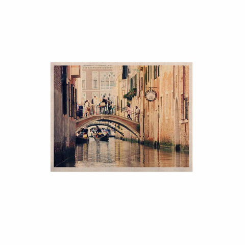 "Sylvia Coomes ""Venice 10"" Beige Brown KESS Naturals Canvas (Frame not Included) - KESS InHouse  - 1"