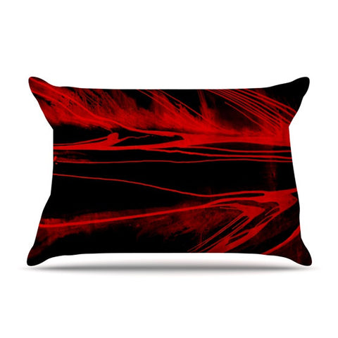 "Steve Dix ""In the Detail"" Pillow Sham - KESS InHouse"