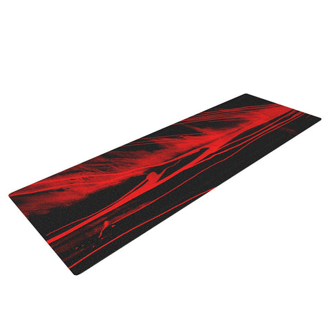 "Steve Dix ""In the Detail"" Yoga Mat - KESS InHouse  - 1"