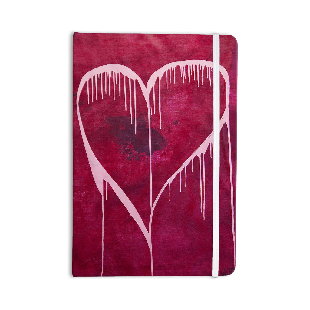 "Steve Dix ""Miss You"" Everything Notebook - KESS InHouse  - 1"