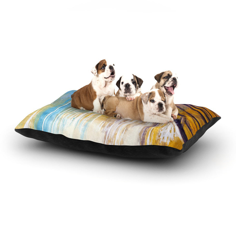 "Steve Dix ""Sway"" Dog Bed - KESS InHouse  - 1"