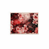 "Shirlei Patricia Muniz ""Garden Secret"" Red Black KESS Naturals Canvas (Frame not Included) - KESS InHouse  - 1"