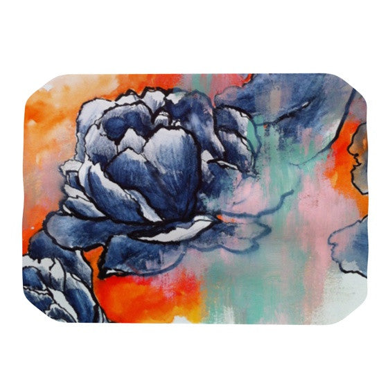 "Sonal Nathwani ""Bloom"" Place Mat - KESS InHouse"