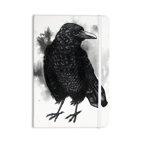 "Sophy Tuttle ""Crow"" Black White Everything Notebook - Outlet Item"