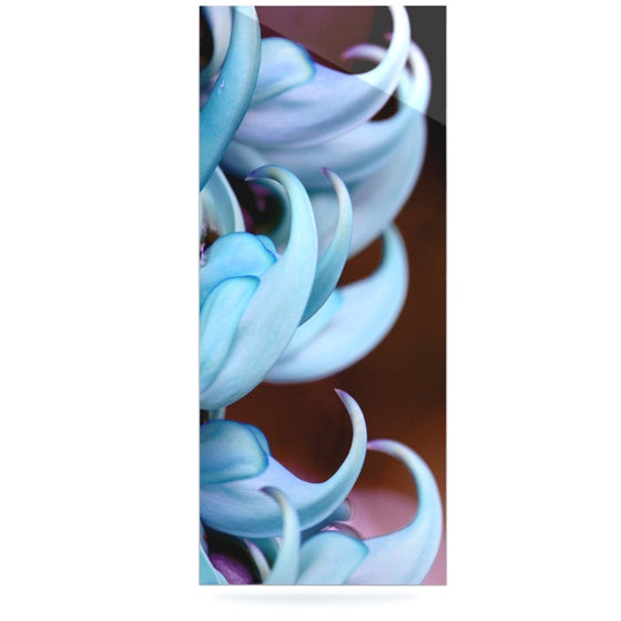 "Suzanne Carter ""Bloom"" Luxe Rectangle Metal Art - KESS InHouse  - 1"
