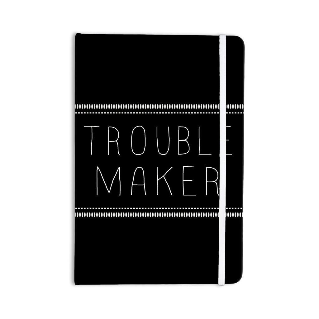 "Skye Zambrana ""Trouble Maker"" Everything Notebook - KESS InHouse"