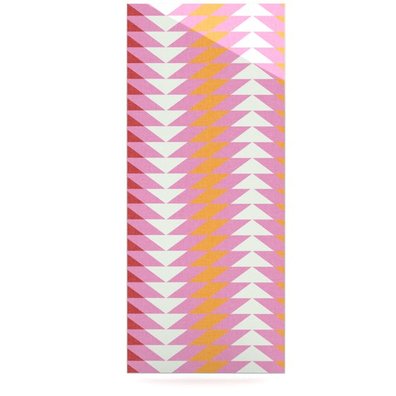 "Skye Zambrana ""Bomb Pop"" Luxe Rectangle Panel - KESS InHouse  - 1"