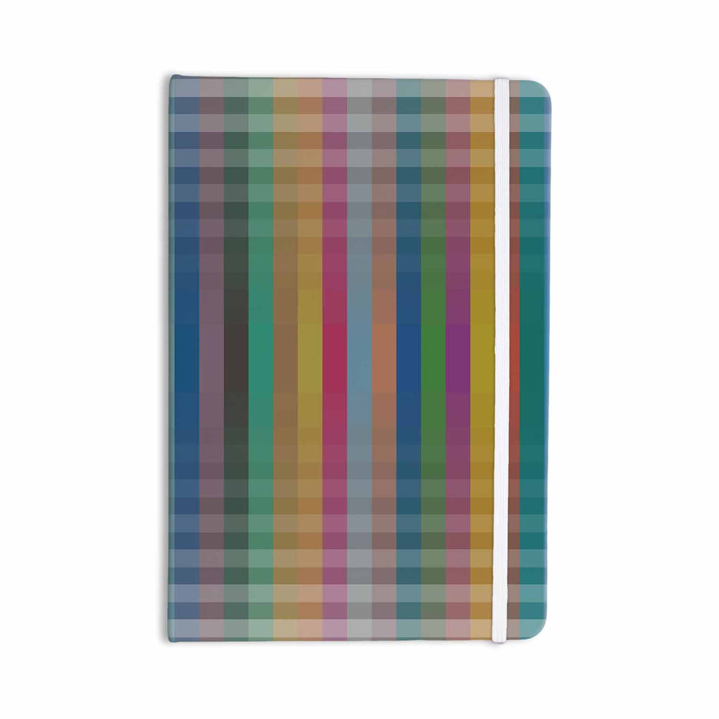 "Trebam ""Kolor V3"" Multicolor Digital Modern Vector Everything Notebook - KESS InHouse  - 1"