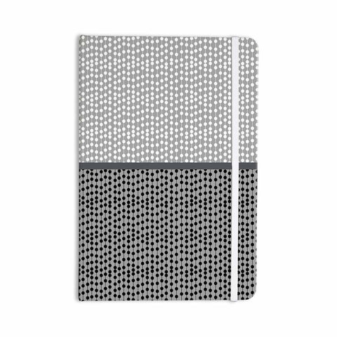 "Trebam ""Okomito"" Gray Black Digital Everything Notebook"