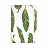 "83 Oranges ""Banana Leaf Gold"" Gold Green Digital Everything Notebook - KESS InHouse  - 1"