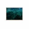 "888 Design ""Forest Night"" Green Digital KESS Naturals Canvas (Frame not Included) - KESS InHouse  - 1"