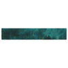 "888 Design ""Forest Night"" Green Digital Table Runner - KESS InHouse  - 1"