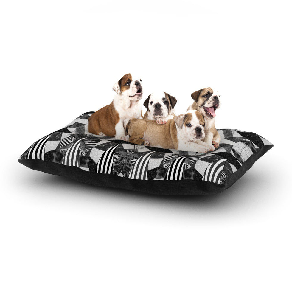 "Vasare Nar ""Tessellation"" Dog Bed - KESS InHouse  - 1"