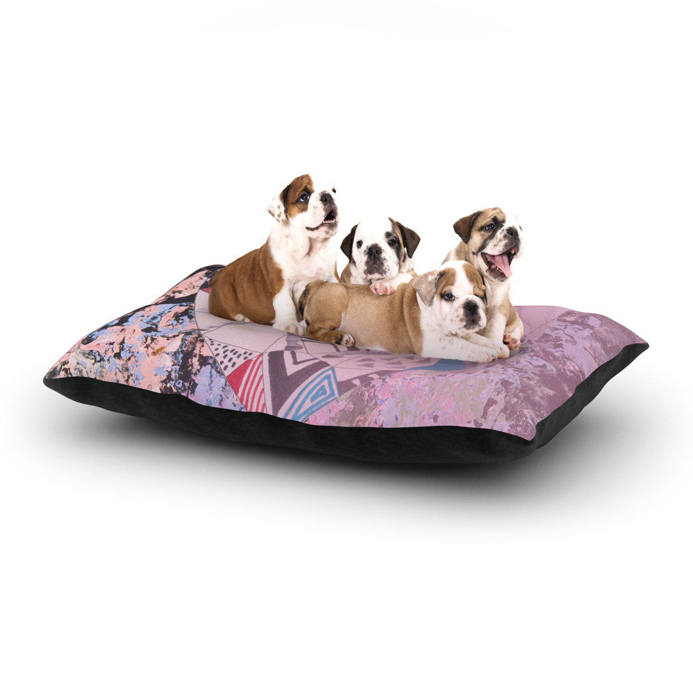 "Vasare Nar ""Unicorn"" Dog Bed - KESS InHouse  - 1"