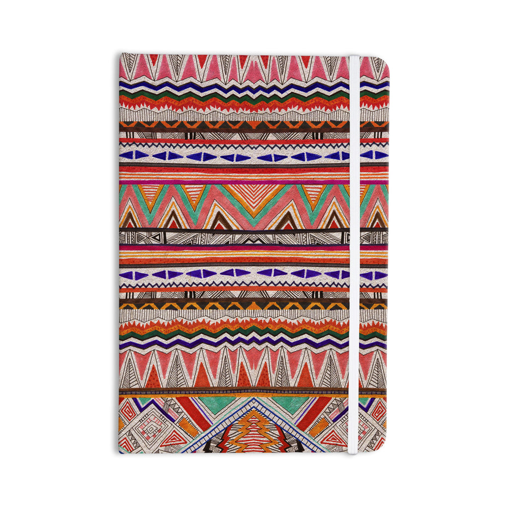 "Vasare Nar ""Native Tessellation"" Everything Notebook - KESS InHouse  - 1"