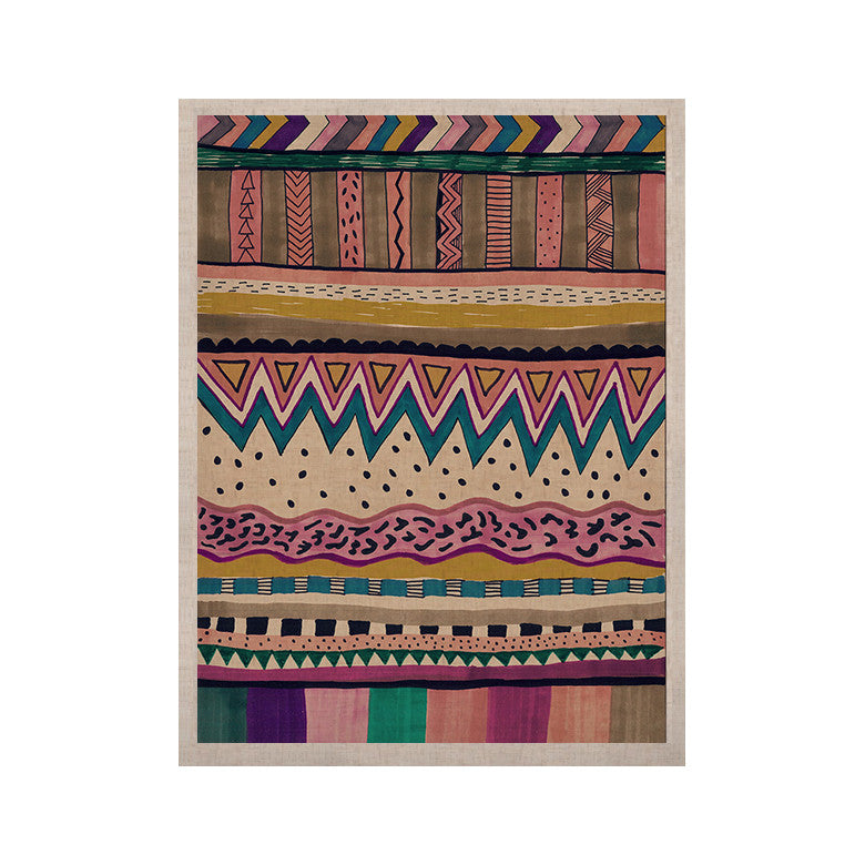 "Vasare Nar ""Koko"" KESS Naturals Canvas (Frame not Included) - KESS InHouse  - 1"