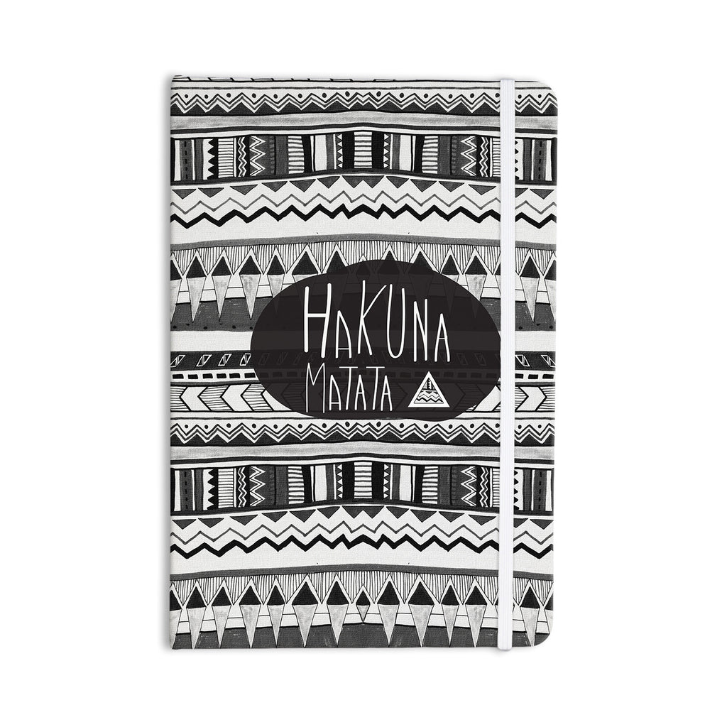 "Vasare Nar ""Hakuna Matata"" Everything Notebook - KESS InHouse  - 1"