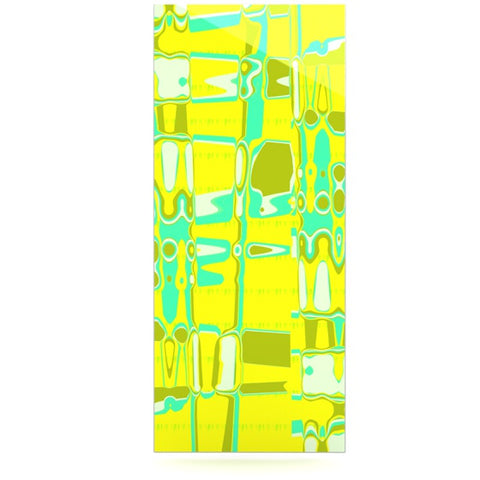 "Vikki Salmela ""Changing Gears in Sunshine"" Luxe Rectangle Panel - KESS InHouse  - 1"