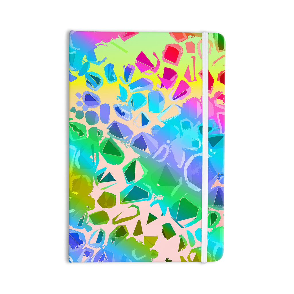 "Vikki Salmela ""Jungle Talk"" Everything Notebook - KESS InHouse  - 1"