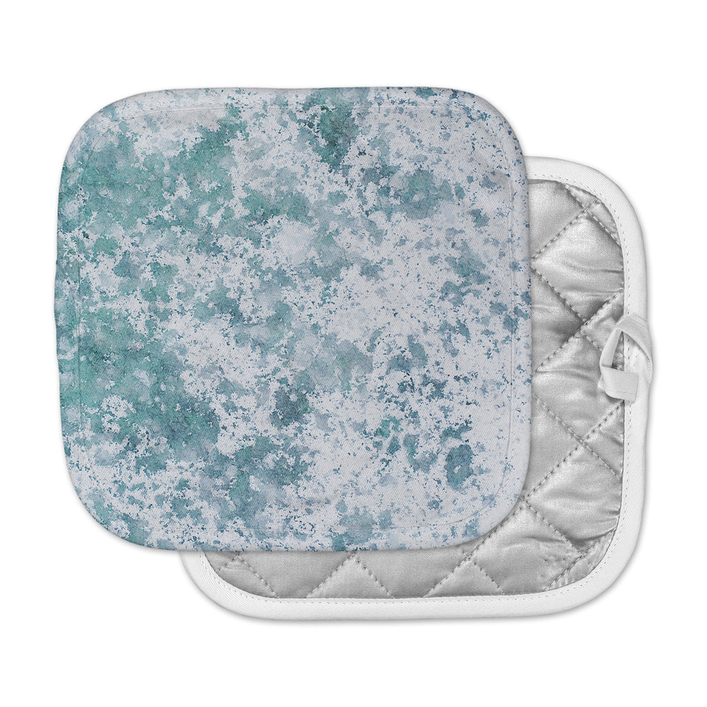 "Will Wild ""Frost"" Blue Nature Pot Holder"