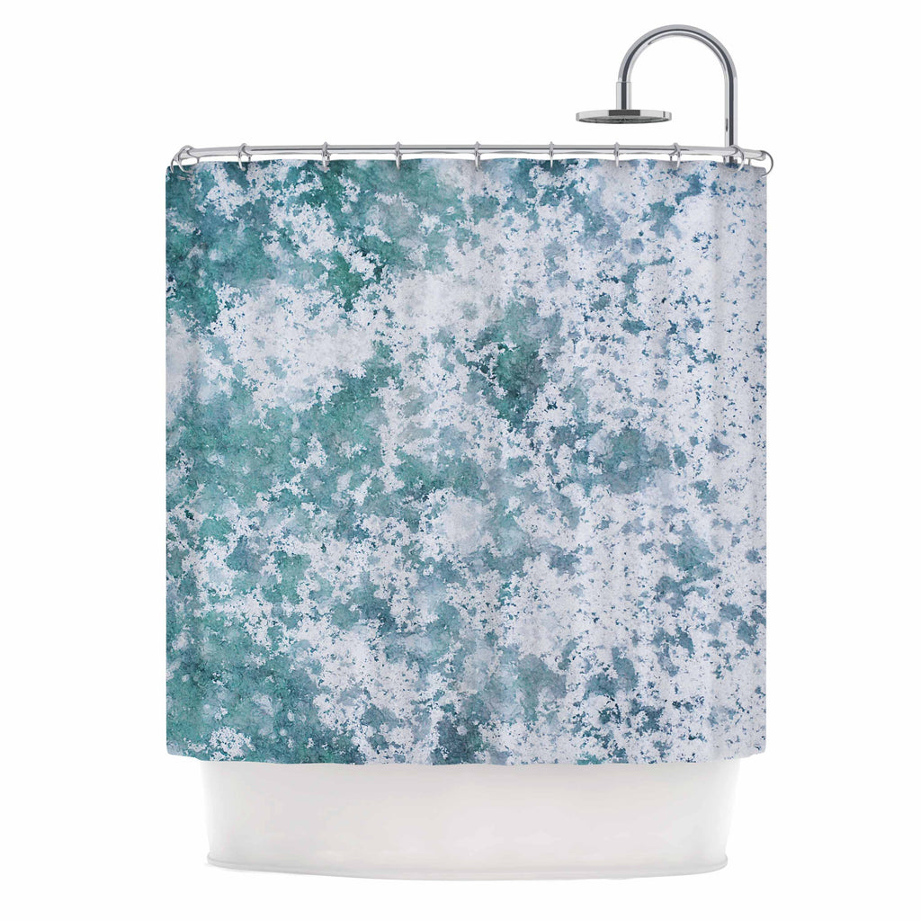 Frost Shower Curtain By Will Wild