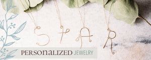 Personalized Jewelry by Throwing Stars Jewelry