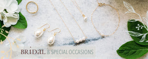 Bridal and Special Occasion Jewelry by Throwing Stars Jewelry