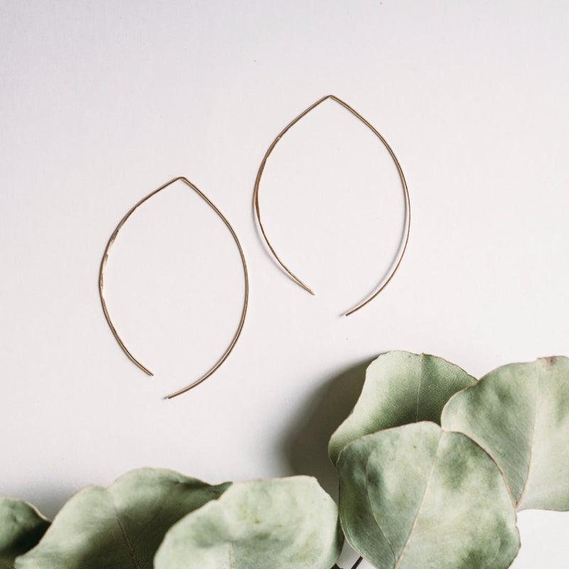Daze Thread Earrings