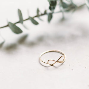 Infinity Stacking Ring - SALE