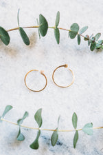 Limitless Circle Stud Earrings