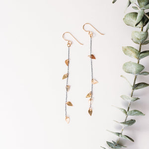 Petal Pusher Earrings - SALE