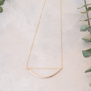 Tightrope Necklace