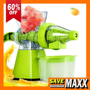 Heavy Duty Multi-function Manual Juicer