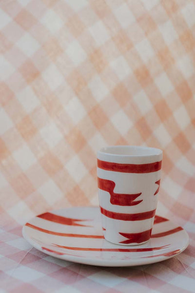 Ceramic Cup - Christmas Eve (1 left)