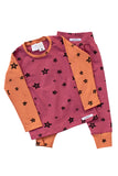 Rothko Star Patchwork Long PJ Set