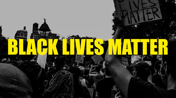 Black Lives Matter.  Period.