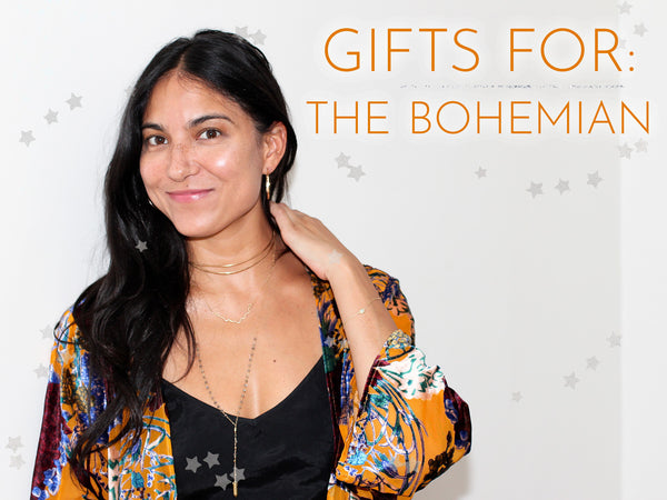 gifts for the bohemian