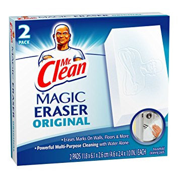 Mr. Clean Magic Eraser for Jewelry Cleaning