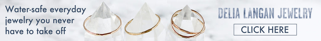 rings on crystal