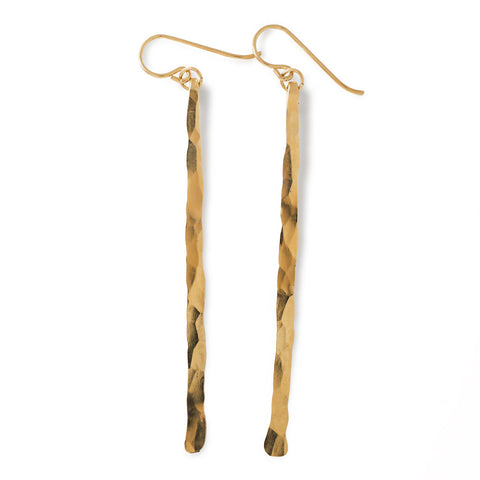 XL Single Stroke Earrings
