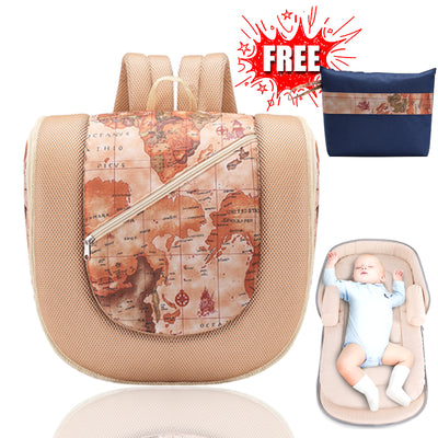 2 in 1 Baby Bed and Backpack