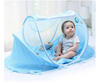 Portable Mesh Baby Bed