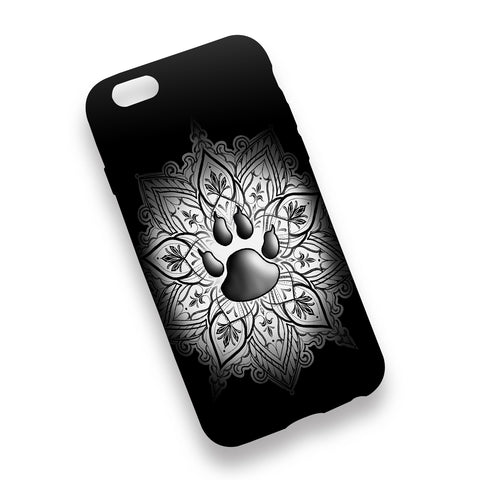 Paw Mandala - Phone Case