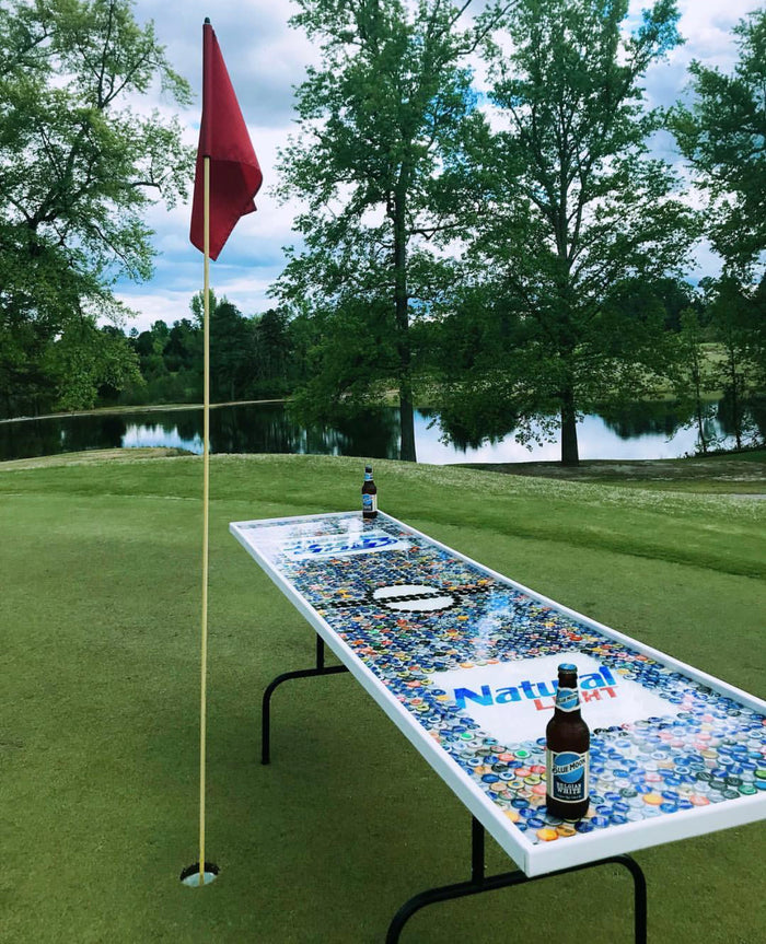 How to Make the Perfect Beer Pong Table